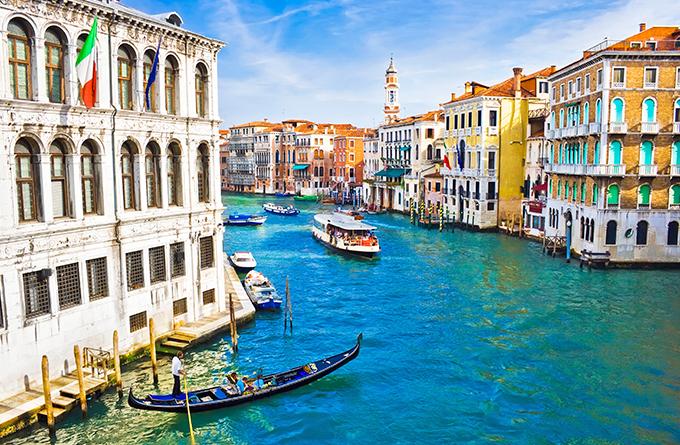 Veneza lua de mel