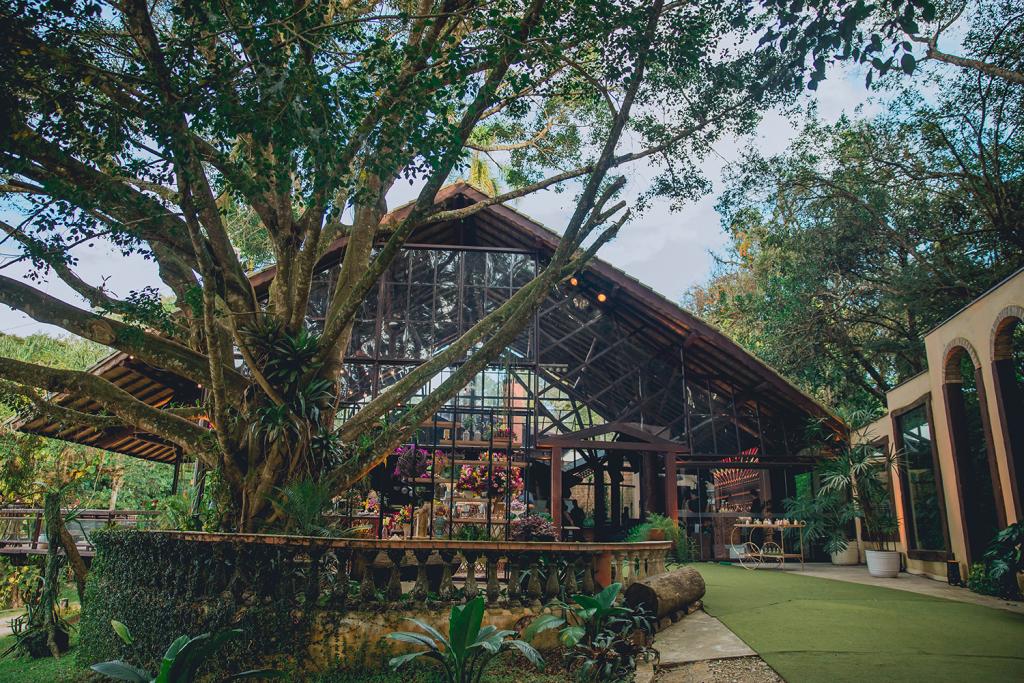 Casa Giardino Espaco para casamento no campo 12