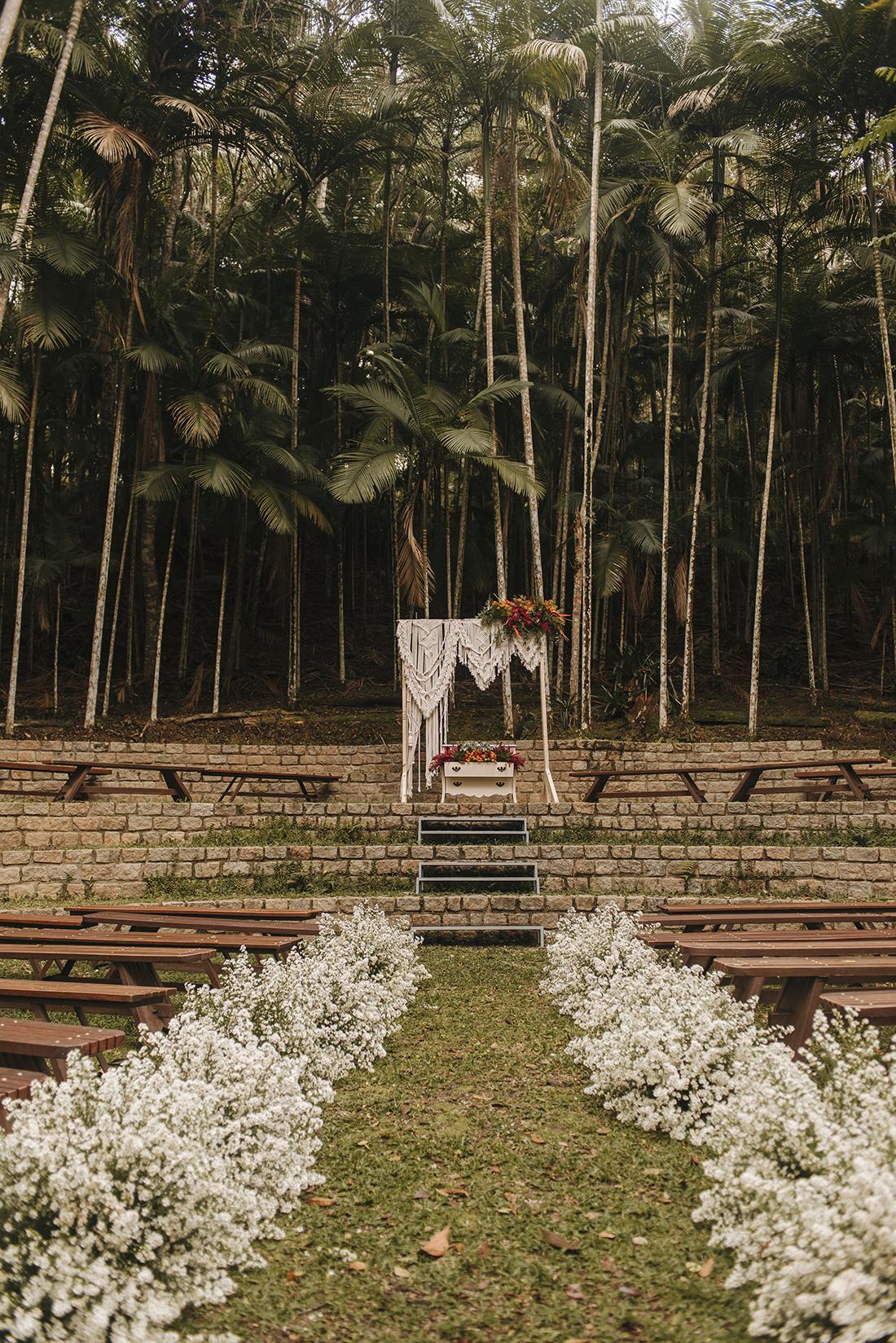 Casa Giardino – Espaço para casamento