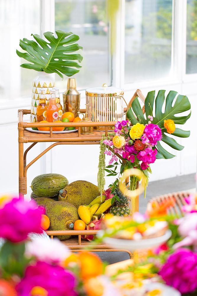 Cha de Panela Cha de Lingerie Cha Bar 5 dicas para uma festa tropical 10
