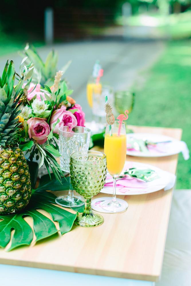 Cha de Panela Cha de Lingerie Cha Bar 5 dicas para uma festa tropical 16
