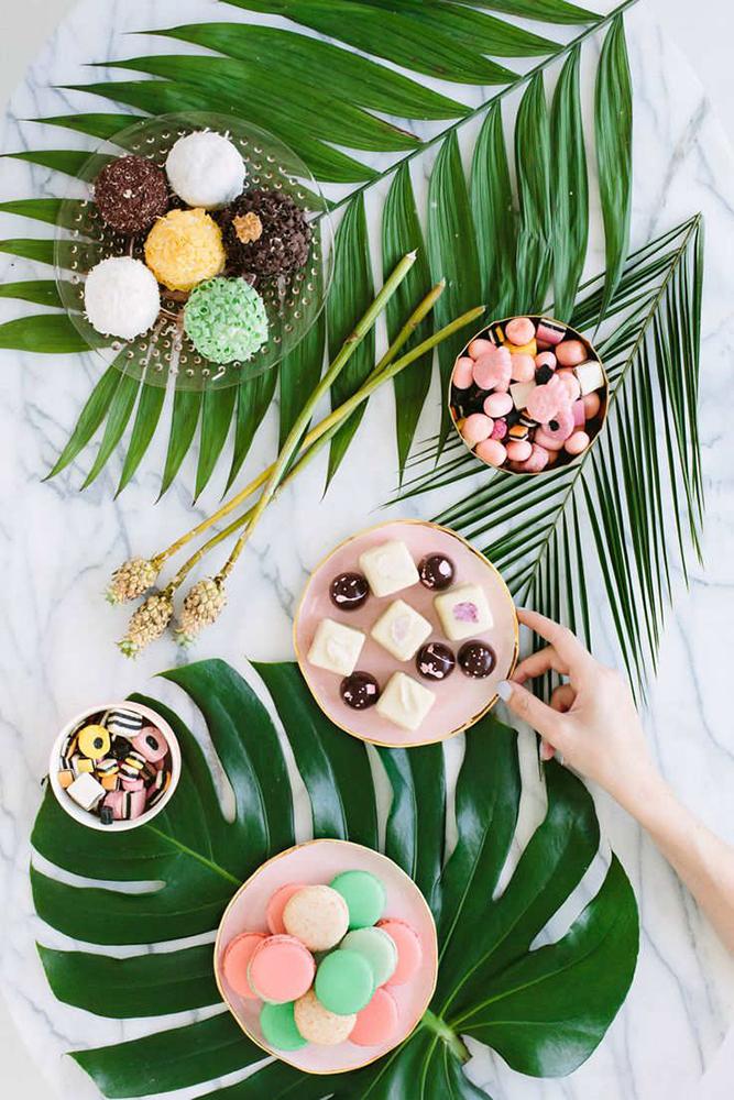 Cha de Panela Cha de Lingerie Cha Bar 5 dicas para uma festa tropical 20