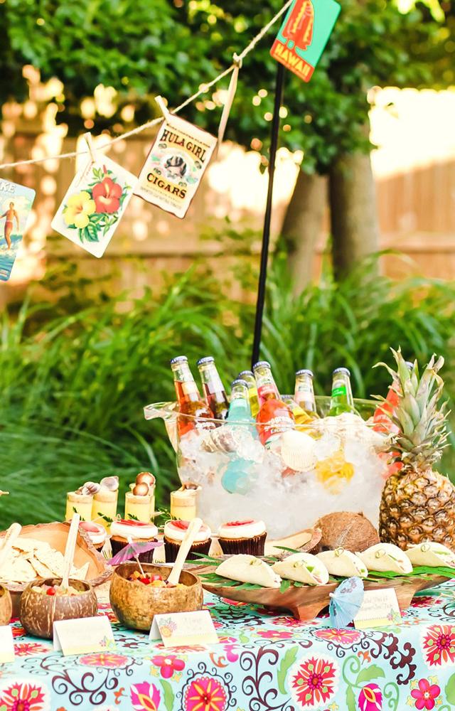 Cha de Panela Cha de Lingerie Cha Bar 5 dicas para uma festa tropical 25