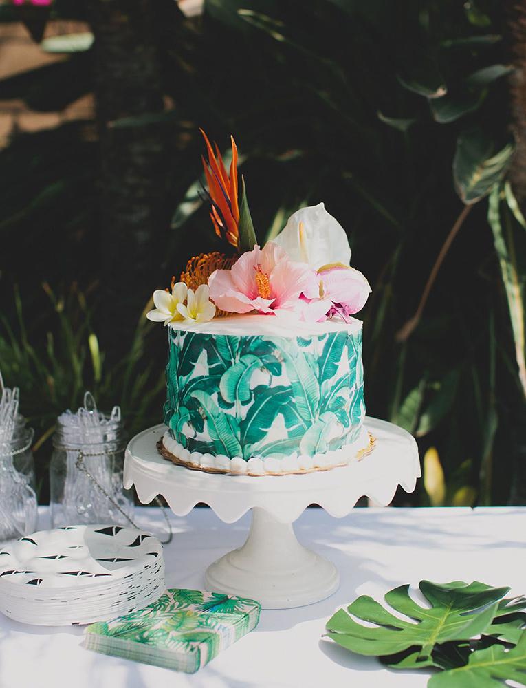 Cha de Panela Cha de Lingerie Cha Bar 5 dicas para uma festa tropical 26