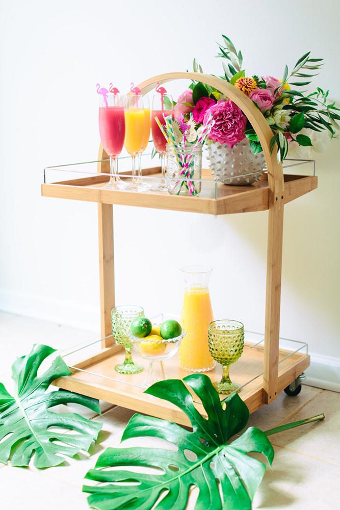 Cha de Panela Cha de Lingerie Cha Bar 5 dicas para uma festa tropical 40