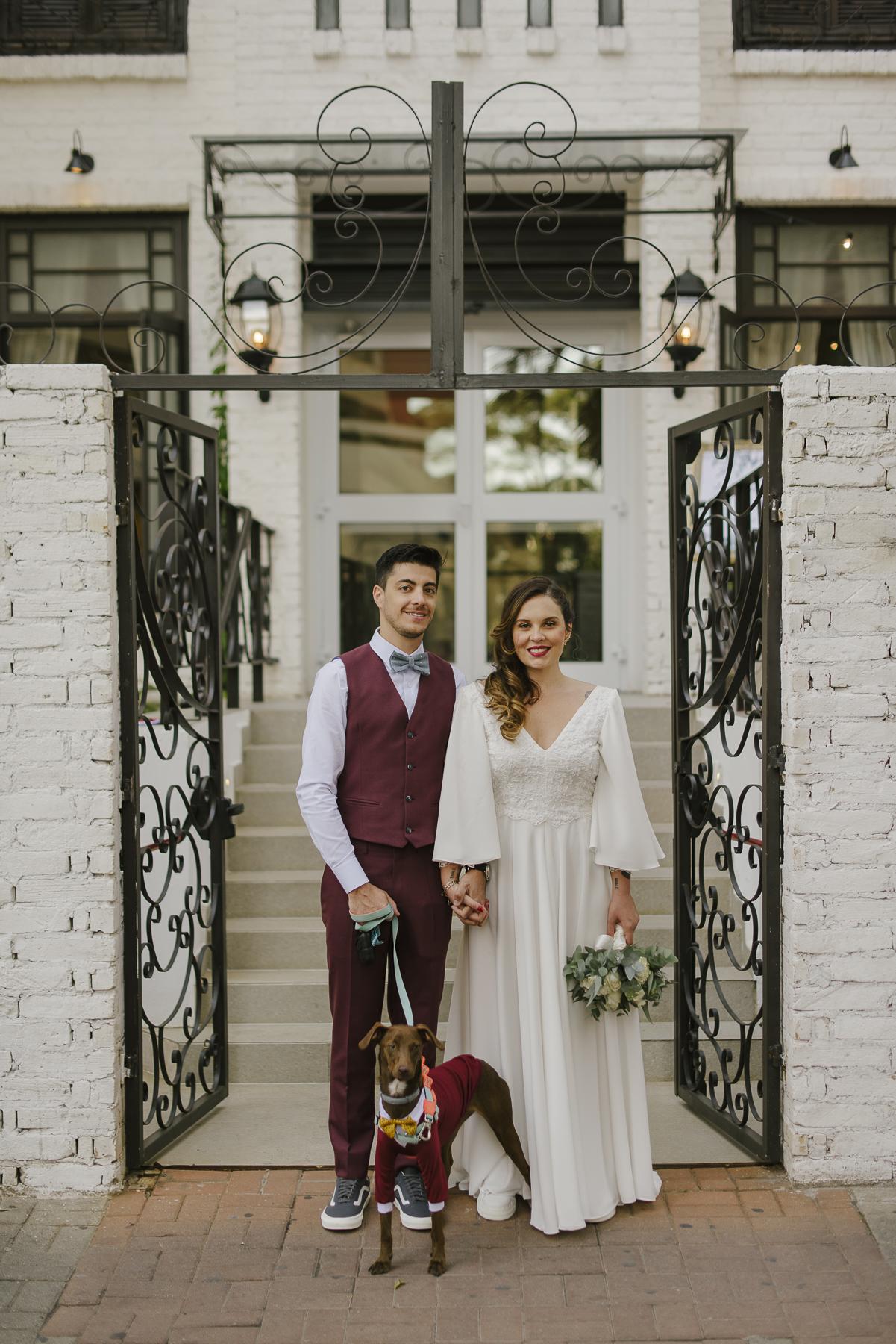 Hari & Bruno – Casamento no Chalé Quintal