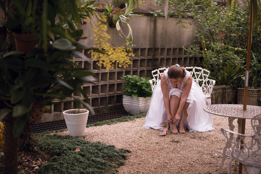 Thauana e Gustavo Casamento simples e feliz 0140