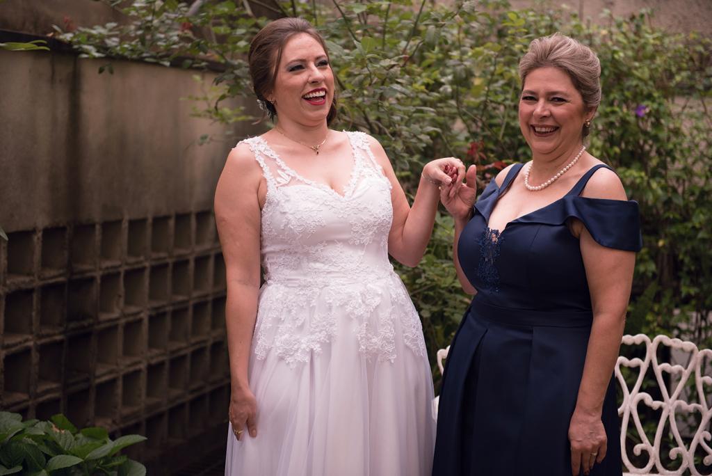 Thauana e Gustavo Casamento simples e feliz 0191