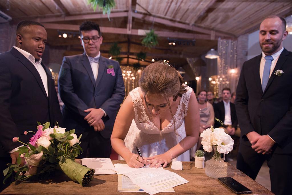 Thauana e Gustavo Casamento simples e feliz 0431
