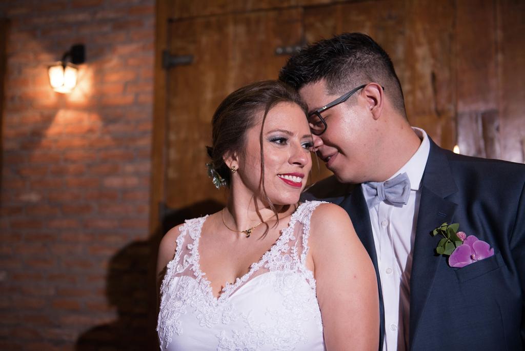 Thauana e Gustavo Casamento simples e feliz 0665