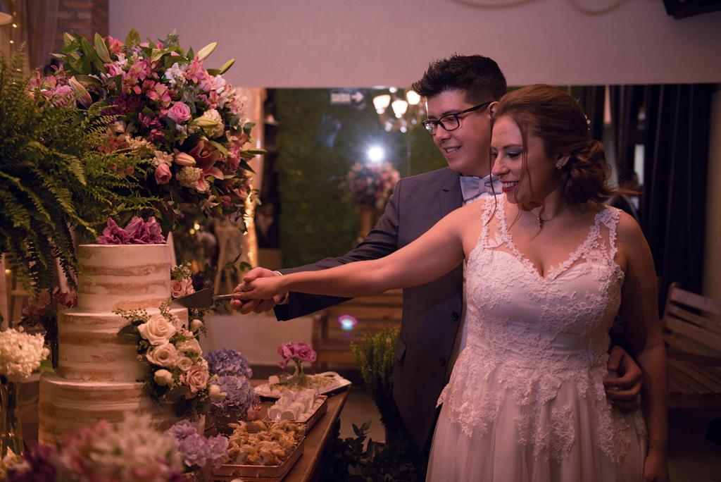 Thauana e Gustavo Casamento simples e feliz 0676