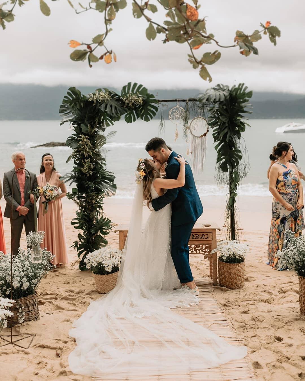 Um bom lugar para casar Casa de Canoa Ilhabela 2