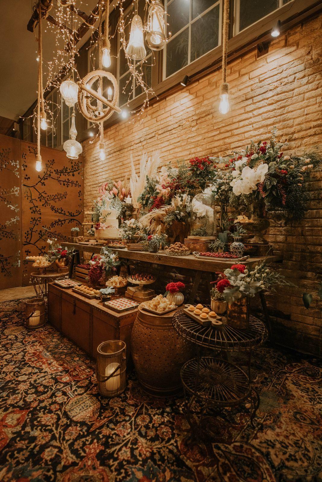 Um bom lugar para casar Celeiro Quintal 2