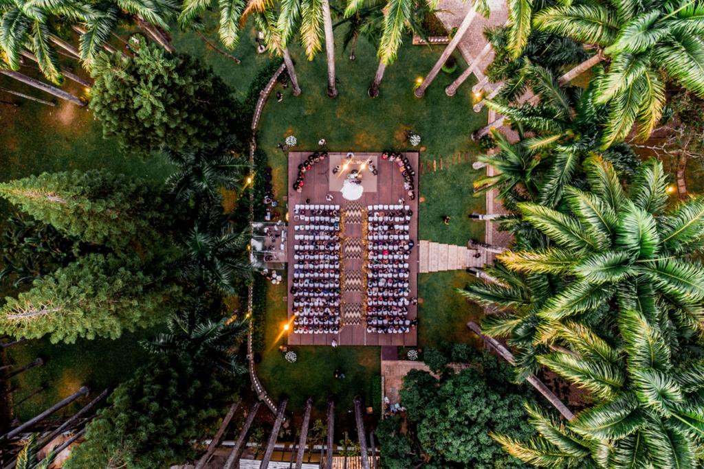 Um bom lugar para casar Fazenda Santa Barbara 2
