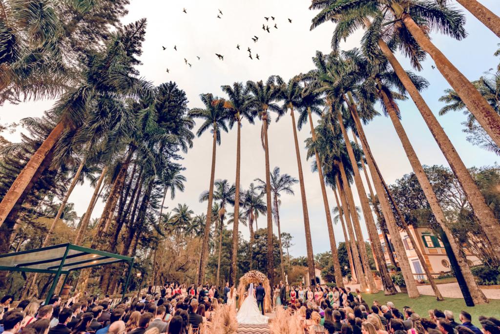 Um bom lugar para casar Fazenda Santa Barbara 3