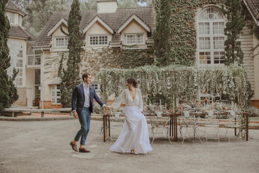 Um bom lugar para casar Recanto da Paz Hotel 1