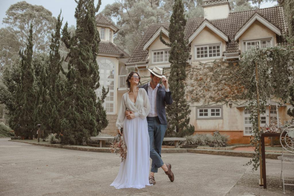 Um bom lugar para casar Recanto da Paz Hotel 2